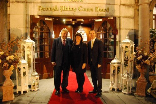 Matthias Muller, Jenny Carey, Ray Lynch/ Hotel Wedding Venues | Great National Abbey Court Hotel