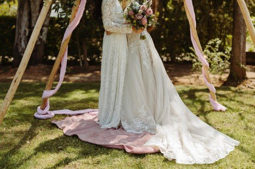 Mrs ^ Mrs say I do- Destination wedding planner- weddings by Rebecca. Lady of the rock Portuga