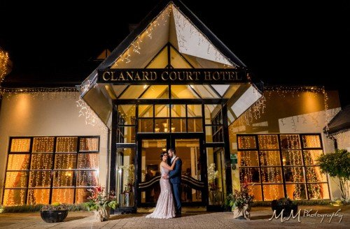 New Year's Eve Wedding at Clanard Court Hotel