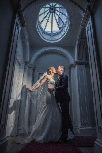 After the ceremony - gorgeous photgraphic backdrops around every corner.