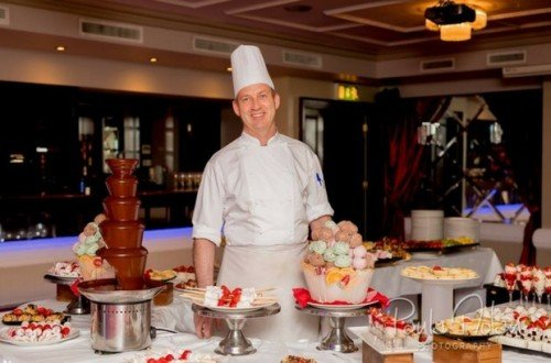 Our Famous Buffet of Desserts