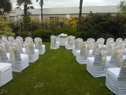Chair Covers - Room Decoration - Venue Uplighting | Gers Covers Wedding Event Specialists