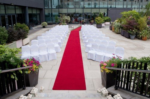 Outdoor Civil Ceremony