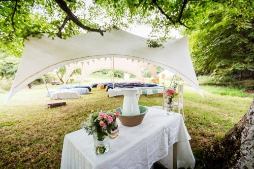 Outdoor Ceremonies at Rock Farm Slane