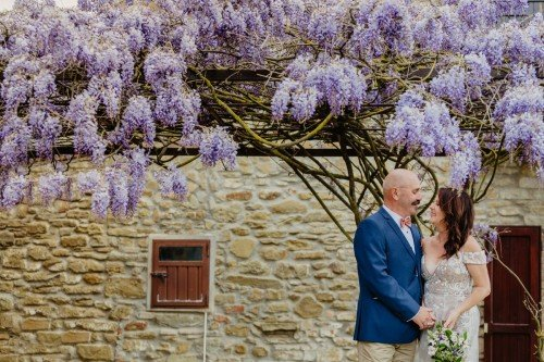 promise me eternal love under the wisteria tree