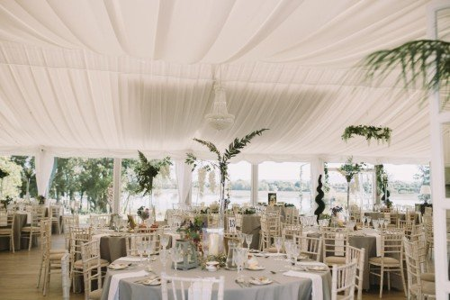 Lakeview Pavillion by Syona Photography