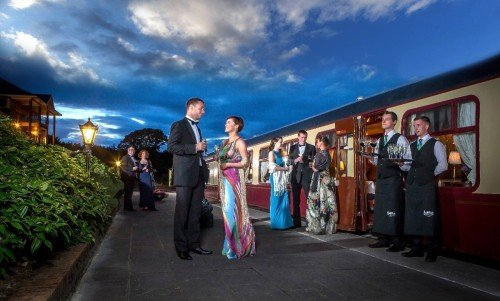 Pre or Post Wedding Celebration on the Orient Express
