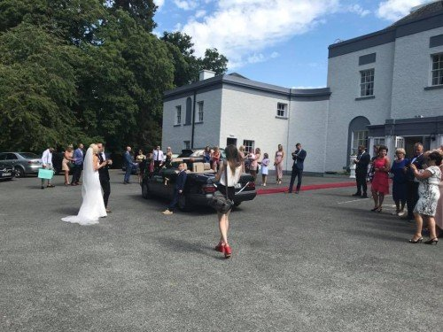 Real Life Wedding Summer 2018 at Leixlip Manor House III