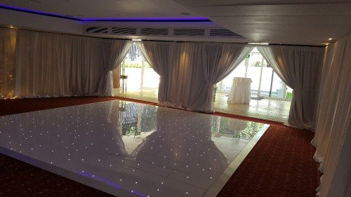Reception Decoration - LED Dance Floor