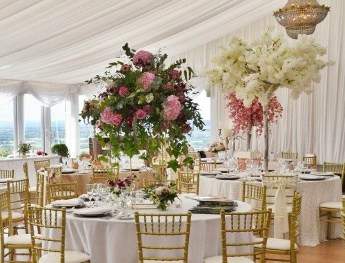 Restaurant Wedding Venues - Mountain View