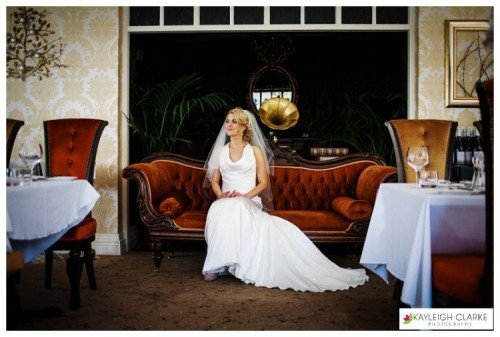 Restaurant Wedding Venues - The Red Door Country House