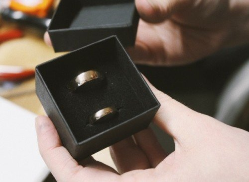Rings - The Collective - Make / Design Own Wedding Ring