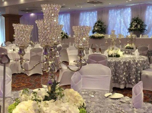 Room Decoration - Add a little Sparkle - Wedding Venue Stylists