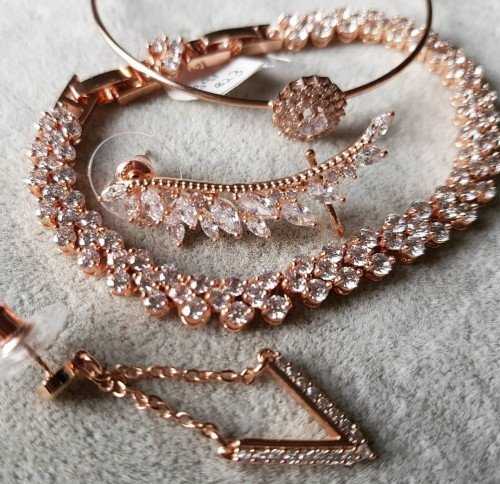 Rose Gold JewelleryPieces