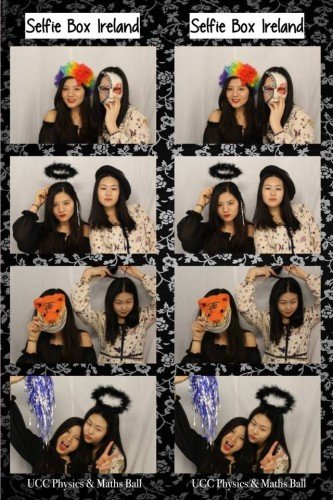 Selfie Booth Photo Booth