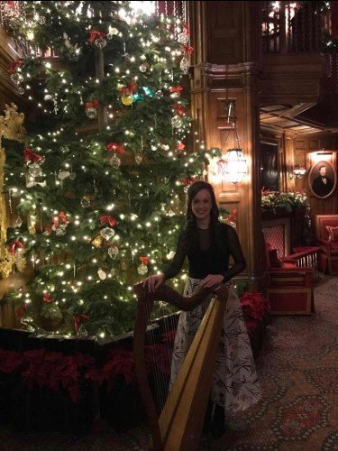 Sinead Healy Pre-dinner Reception at Ashford Castle Co. Mayo 25th December, 2018