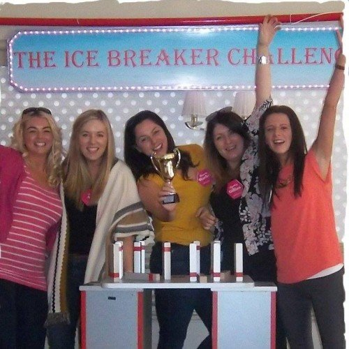 Something Different - The Ice Breaker Challenge
