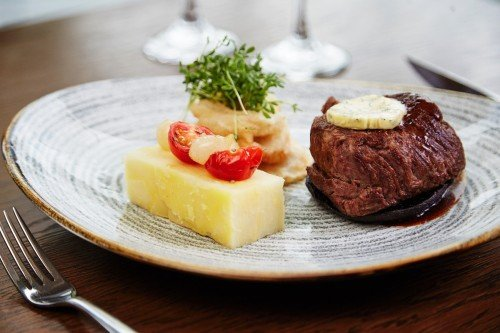The Kingsley Hotel - Fillet of Irish Beef