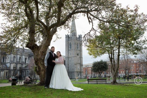 St Patrick's Cathedral Park