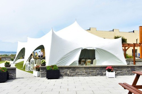 Out door Civil Cermony or private party tent