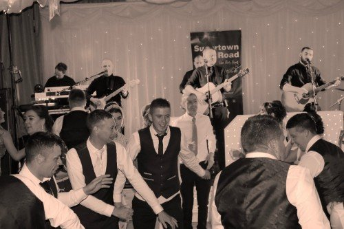 Sugartown Road Wedding Band Four Seasons Monaghan