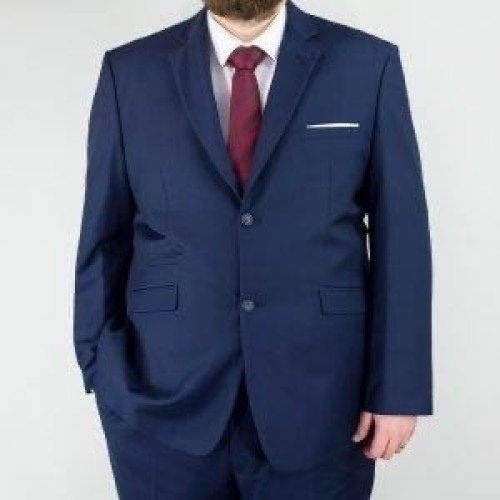 Suits available up to size 60