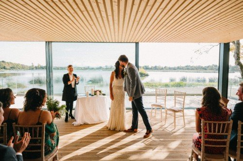 The Boathouse Ceremony Room by David McClelland