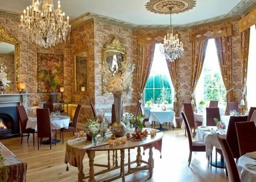 The Restaurant at the Castle