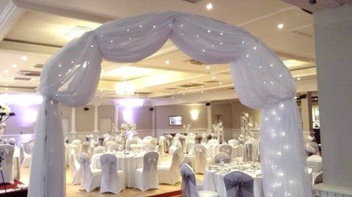 Venue Decor by All About Weddings