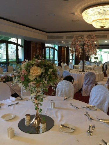 Venue Styling at Raddison Stillorgan