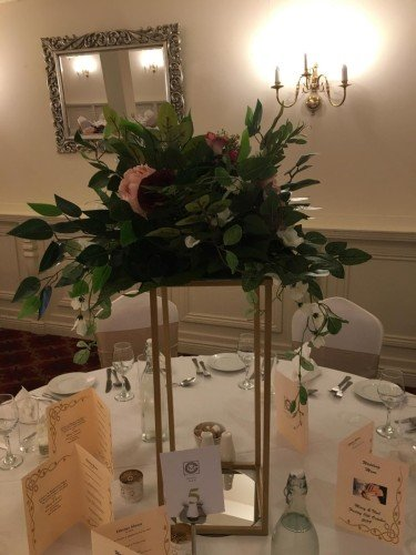 Venue Styling at the Royal Hotel Bray