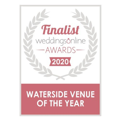 Waterside Venue of the Year 2020 Finalist -  Seafield Hotel & Spa Resort