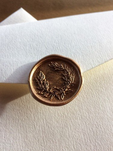 wax sealed envelope