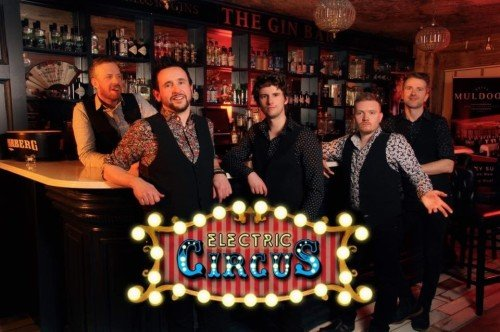 Wedding Bands - Electric Circus - Wedding Band