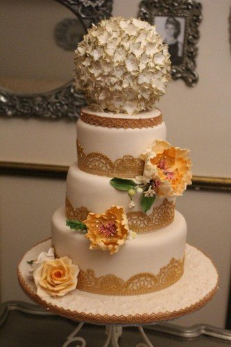 Wedding Cakes - Cherub Couture Cakes