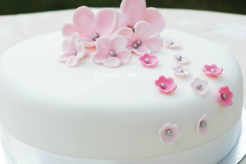 Wedding Cakes - Deborah's Cakes