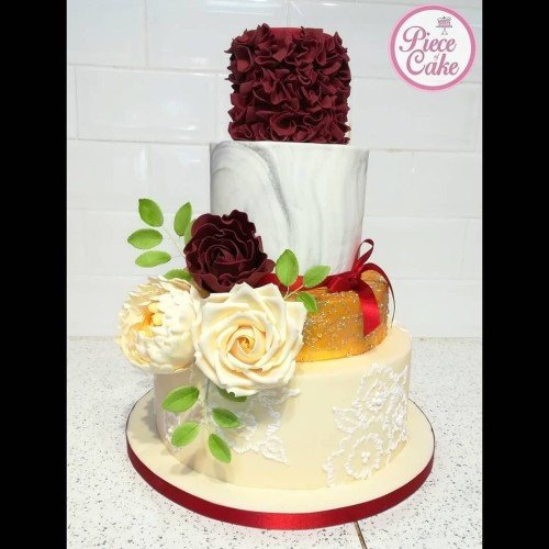 Wedding Cakes - Piece of Cake Dublin