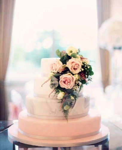 Wedding Cakes - Praline Pastry and Chocolate Shop