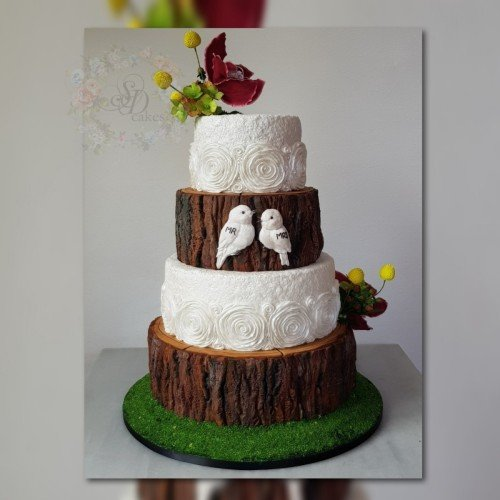 Wedding Cakes - SD Cakes