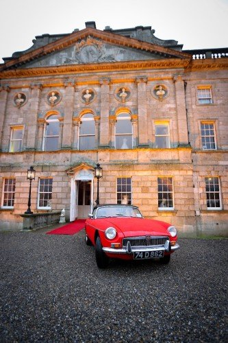 Wedding Cars - Courtyard Classic Cars Ltd