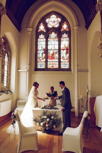 Wedding Ceremony Location - McAuley Place