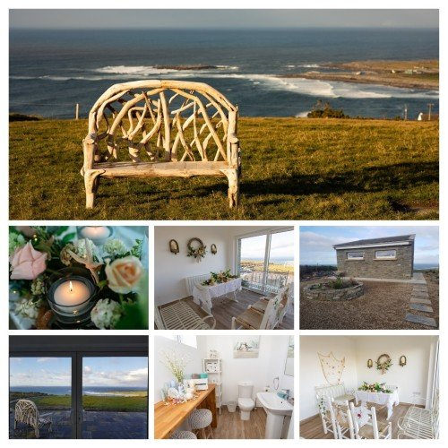 Wedding Ceremony Location - Tigh na Ghra, Your Cliffs of Moher Wedding Venue
