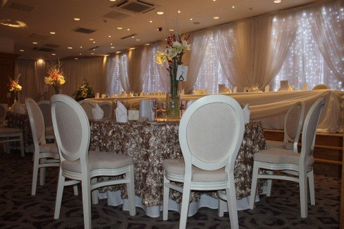 room decorations - wedding decorations Monaco chair hire