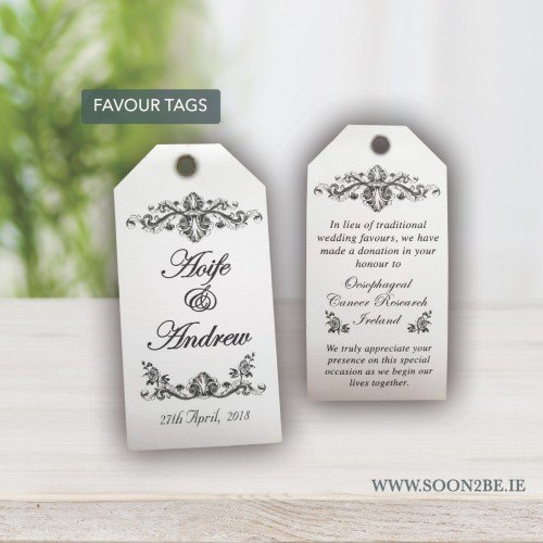 wedding favour