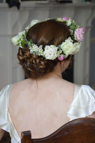 Wedding Hair stylists - Cathy McNulty Hair Stylist