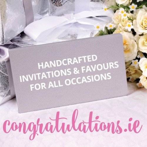 Wedding Invitations and Stationery - congratulations.ie Wedding Invitations & Favours