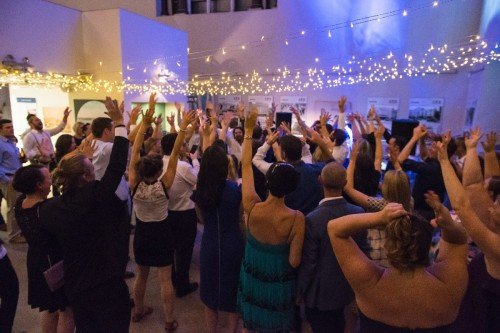 Wedding + Party in St. Peter's Cork