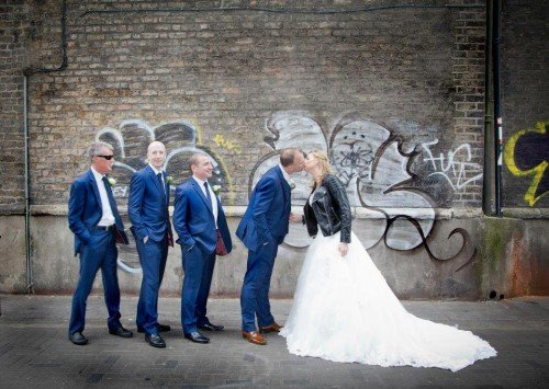 city wedding dublin ireland  - Janet Meehan Photography