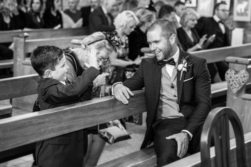 Candid Wedding