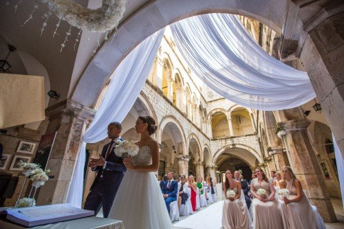 Wedding Planners Abroad - Dâ??Inspiration Dubrovnik